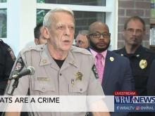 FBI, police, school officials: Hoax threats are a crime