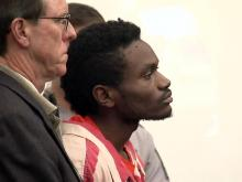 Cedric Kearney in court