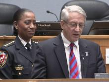 Durham officials discuss January's spate of violence