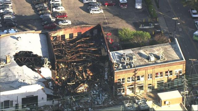 25 injured in Durham explosion; 15 buildings damaged