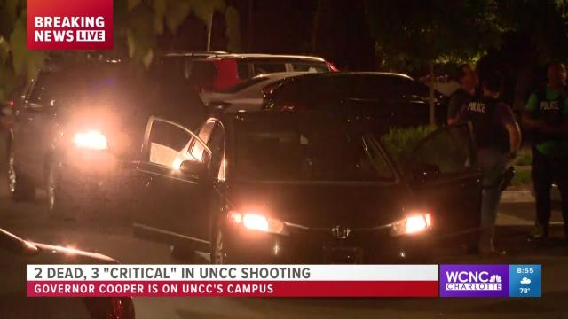 Uncc Calendar.Unc Charlotte Campus On Lockdown Following Shooting Wral Com