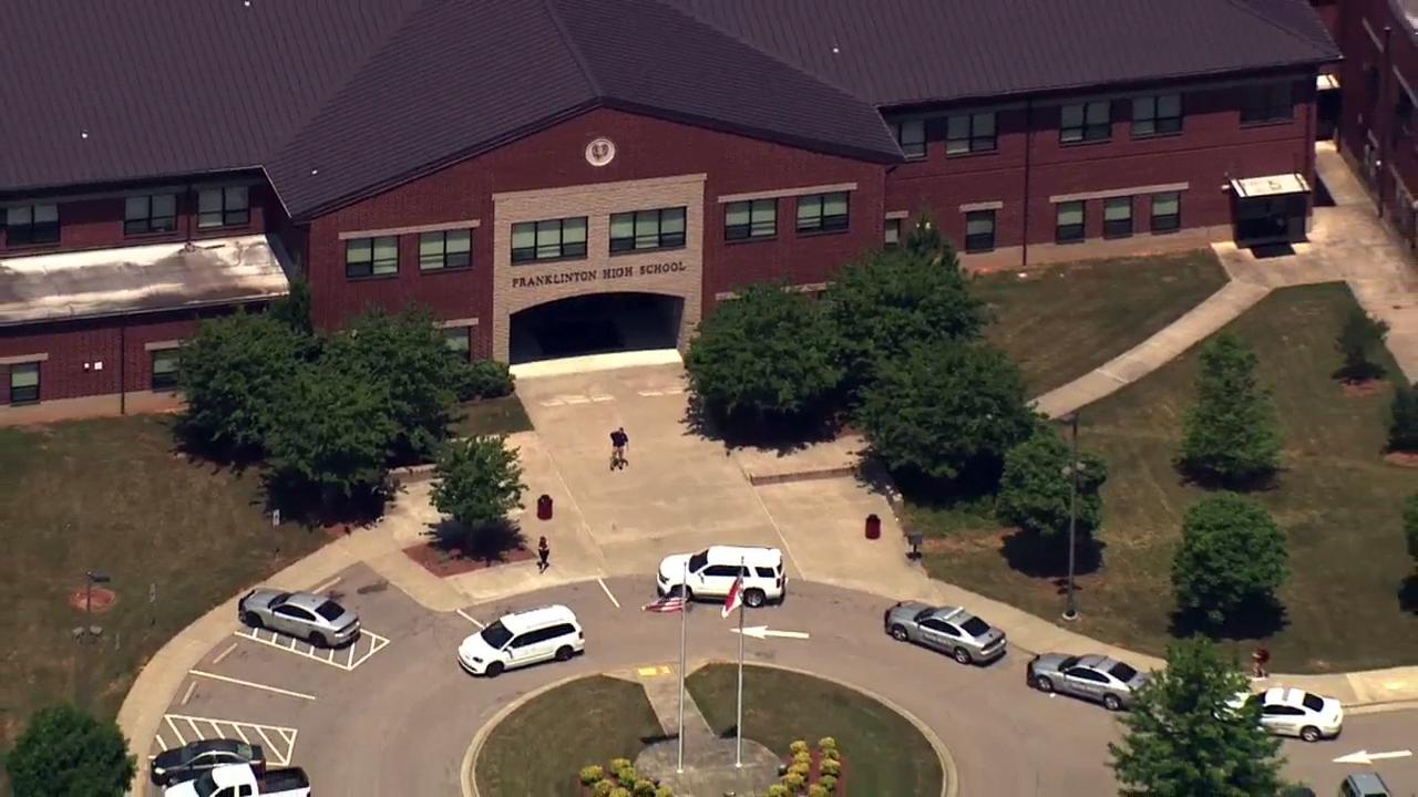 Bomb threats at Wake jail, Franklinton High found to be hoaxes
