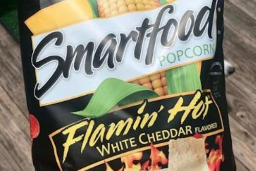 You Can Now Buy Flamin' Hot White Cheddar Popcorn (Simplemost Photo)