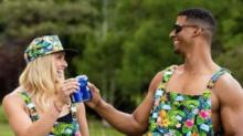 IMAGE: Bud Light Has A New Fashion Line That Includes 'Pajameralls'