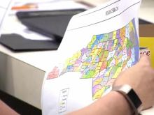 voting map, redistricting