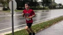 IMAGE: This 9-year-old Won A 10k Race That He Didn't Even Know He Was Running—and Now He's Training For The Junior Olympics
