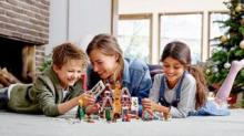 IMAGE: You Can Build A Lego Gingerbread House This Holiday Season
