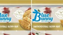 IMAGE: Blue Bunny's Snickerdoodle Sleigh Ride Ice Cream Will Get You In The Holiday Spirit