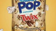 IMAGE: Sam's Club Is Now Selling Twix-coated Popcorn