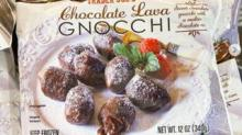 IMAGE: You Can Now Buy 'chocolate Lava' Gnocchi At Trader Joe's