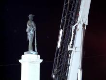 Removal of Pittsboro Confederate statue