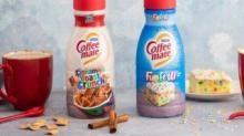 IMAGE: Coffee Mate Is Coming Out With Cinnamon Toast Crunch And Funfetti Creamers
