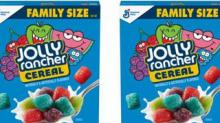 IMAGE: You Can Now Eat Jolly Ranchers Cereal For Breakfast