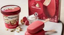 IMAGE: This New Häagen-Dazs Ice Cream With Ruby Cacao Chocolate Is Perfect For Valentine's Day