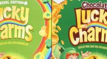 IMAGE: Lucky Charms Has A Limited St. Patrick's Day Edition With A New Marshmallow Blend