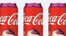 IMAGE: Cherry Vanilla Coca-Cola And Coke Zero Are Coming Back