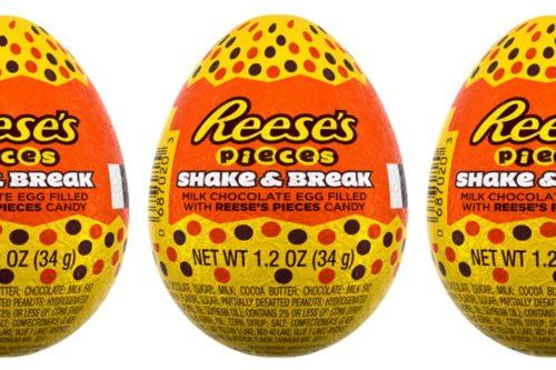 Reese's Is Debuting A Chocolate Egg Filled With Reese's Pieces This Easter (Simplemost Photo)