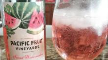 IMAGE: Aldi Is Selling Bright Pink Watermelon Wine