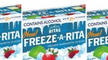 IMAGE: Bud Light Is Debuting Frozen Margarita Popsicles Perfect For Summer