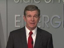 Gov. Cooper updates coronavirus progress in NC