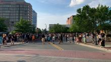 IMAGES: George Floyd protests: Peaceful crowds gather in Raleigh, Cary and Durham