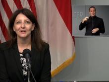 Dr. Mandy Cohen, NC Secretary of DHHS