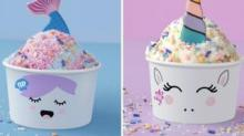 IMAGE: Baskin-Robbins Just Debuted New Ice Cream 'creature Creations'