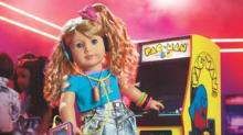 IMAGE: American Girl's Newest 'historical' Doll Is From The 1980s