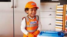 IMAGE: Cute Garbage Collector Halloween Costume Is Only $5