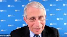 IMAGES: US may not be back to normal until 2022, Fauci says