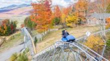 IMAGE: America's Longest Mountain Coaster Just Opened