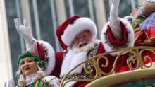 IMAGE: For The First Time Since 1861, Santa Won't Be At Macy's This Year