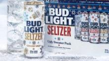 IMAGE: Bud Light Seltzer Released An Ugly Sweater Variety Pack With Some Very Interesting Flavors