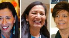 IMAGE: New Mexico Is The First State Ever To Elect All Women Of Color To The House