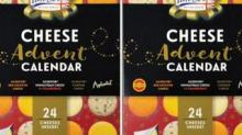 IMAGE: You Can Buy An Advent Calendar With 24 Days Of Cheese