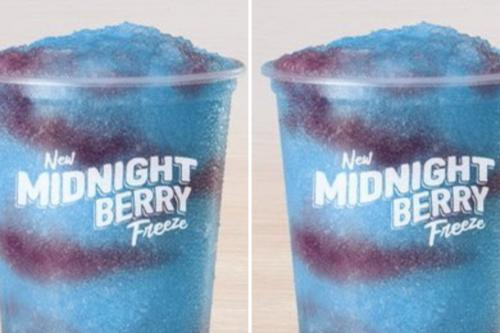 Taco Bell Is Releasing A New Space-themed Freeze Flavor In 2021 (Simplemost Photo)
