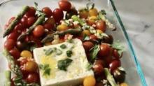 IMAGE: Easy Baked Feta Pasta Recipe Is Going Viral