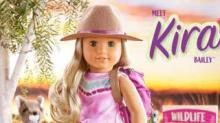 IMAGE: Newest American Girl Doll Kira Is The Brand's First With An LGBT Storyline