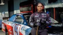 IMAGE: Meet NASCAR's First Black Female Tire-changer