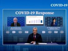 Dr. Fauci speaks at White House COVID-19 briefing