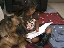 Furry friends boost confidence for young readers