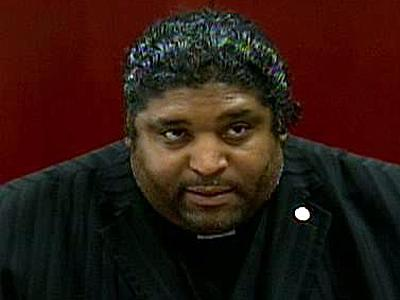 State NAACP President Rev. William Barber, at a news conference Tues., Dec. 1, says Wayne County Public Schools' practices have intentionally hampered black students from receiving a constitutional education.