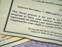 Wake Schools send postcards containing social security numbers