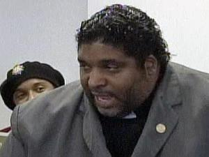 North Carolina NAACP President William Barber