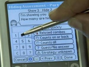 Some North Carolina teachers are using wireless devices to track student progress in math and reading. It's a new statewide pilot program involving 42 schools in Cumberland, Halifax, Onslow and Sampson counties.