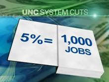 Bowles: Deep cuts will hit UNC classes