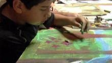 IMAGE: Summer camp focuses on art