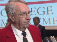 NC State grad, Raleigh businessman gives $40M to school