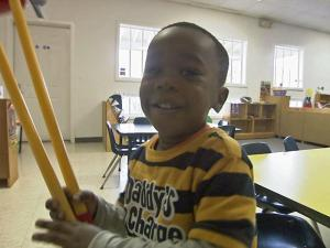 Kathryn Mason paid for her 2-year-old son Christopher to attend a child care academy in Durham with a Smart Start scholarship. Mason was thrilled with her son's progress, but like many parents, she must now choose whether she can afford to keep him in child care.