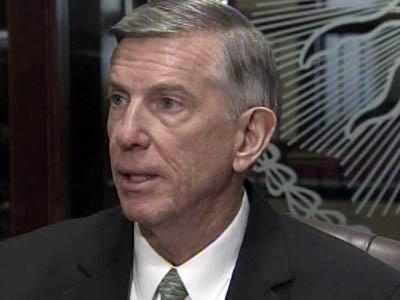 UNC President Tom Ross